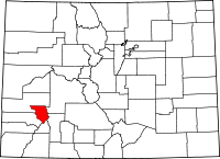 Ouray County vital records