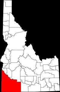 Owyhee County vital records