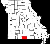 Ozark County vital records