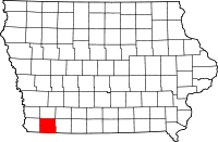 Page County vital records