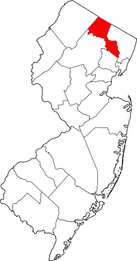 Passaic County vital records