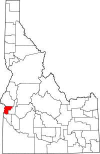 Payette County vital records