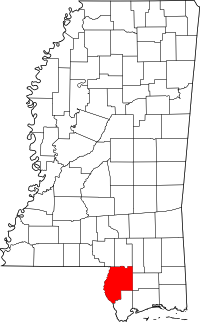 Pearl River County vital records