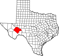 Pecos County vital records