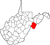 Pendleton County vital records