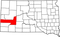 Pennington County vital records