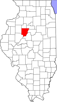 Peoria County vital records