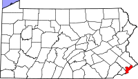 Philadelphia County vital records