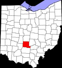 Pickaway County vital records