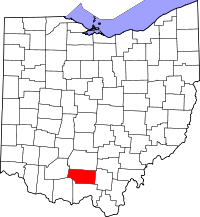 Pike County vital records