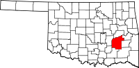 Pittsburg County vital records