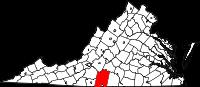 Pittsylvania County vital records