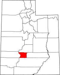Piute County vital records