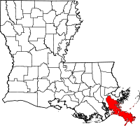 Plaquemines Parish vital records