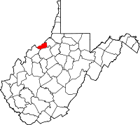 Pleasants County vital records