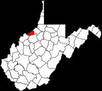 Pleasants County vital records