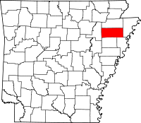 Poinsett County vital records