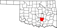 Pontotoc County vital records