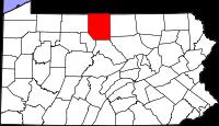 Potter County vital records