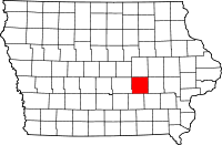 Poweshiek County vital records
