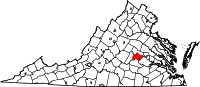 Powhatan County vital records
