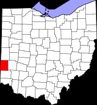 Preble County vital records