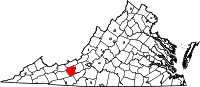 Pulaski County vital records