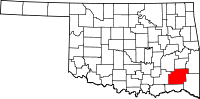 Pushmataha County vital records