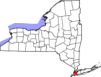 Queens County vital records