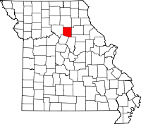 Randolph County vital records