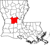 Rapides Parish vital records