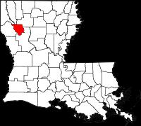 Red River Parish vital records