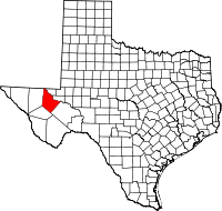 Reeves County vital records