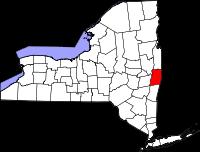 Rensselaer County vital records