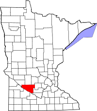 Renville County vital records