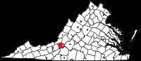 Roanoke County vital records