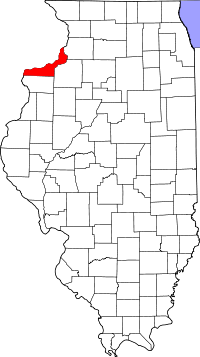 Rock Island County vital records