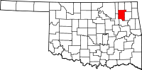 Rogers County vital records
