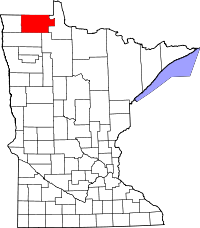 Roseau County vital records