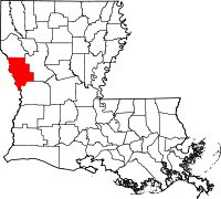 Sabine Parish vital records