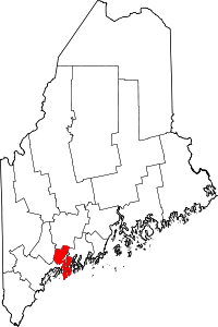 Sagadahoc County vital records