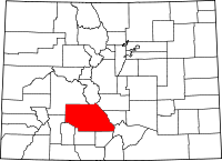 Saguache County vital records