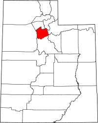 Salt Lake County vital records