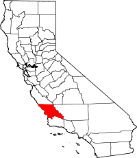 San Luis Obispo County vital records