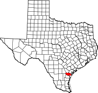 San Patricio County vital records