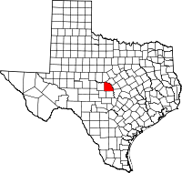 San Saba County vital records