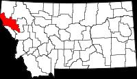Sanders County vital records