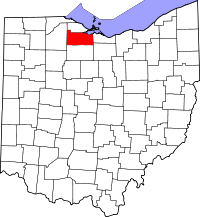 Sandusky County vital records