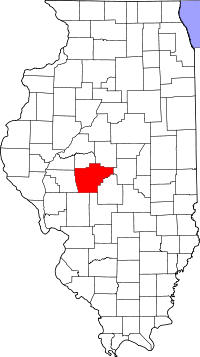 Sangamon County vital records