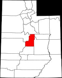Sanpete County vital records